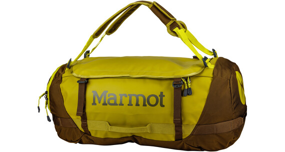 Marmot Long Hauler Duffle Bag L (75 L) Dark Citron/Dark Olive